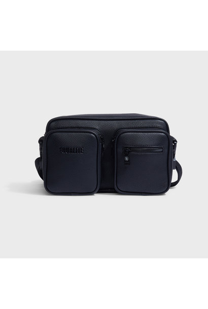 POCKET MESSENGERBAG BLACK