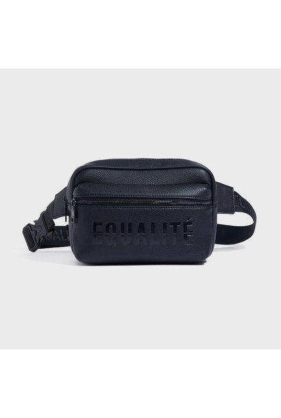 EQUALITÉ BUMBAG BLACK