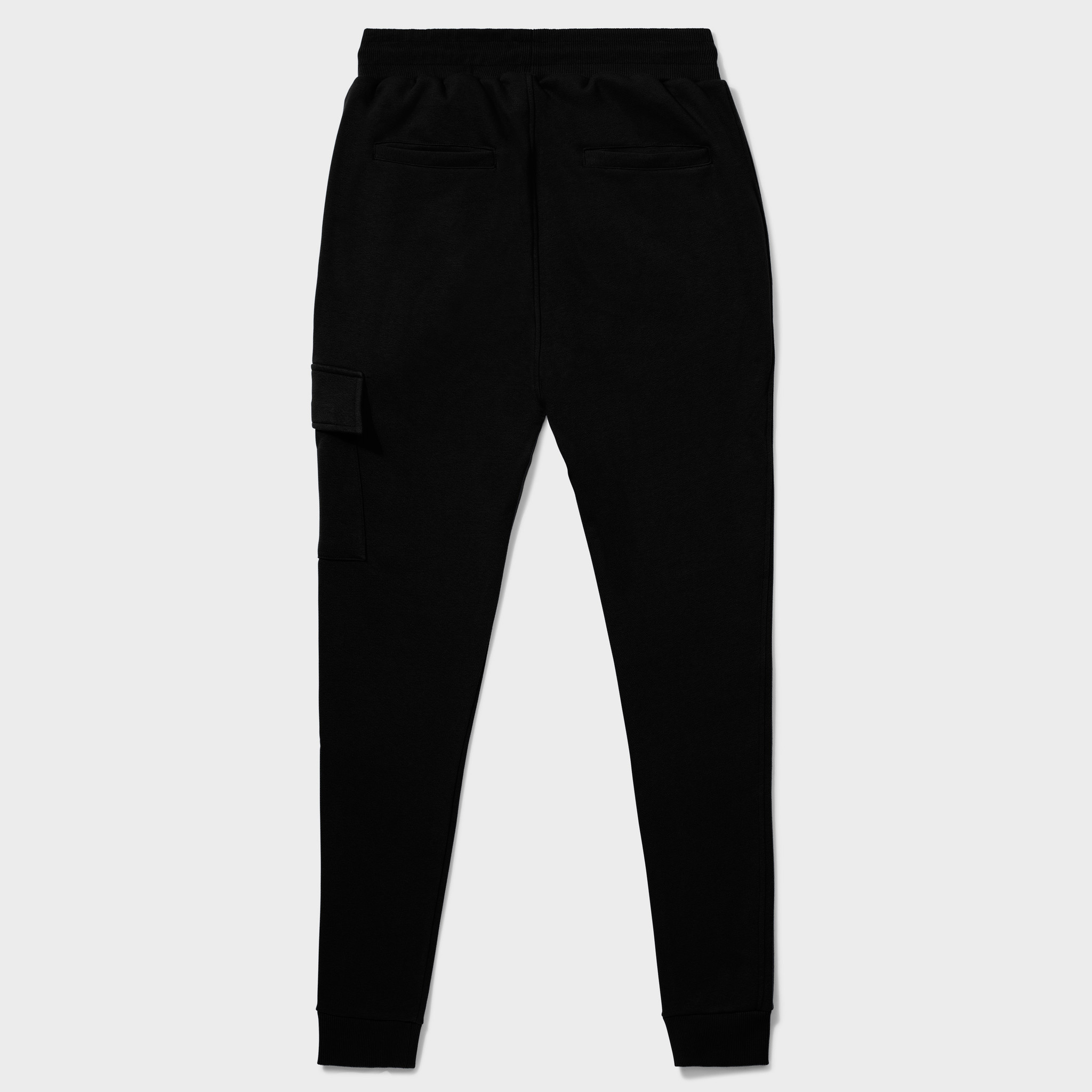 SIGNATURE TRACKSUIT BLACK & WHITE-8
