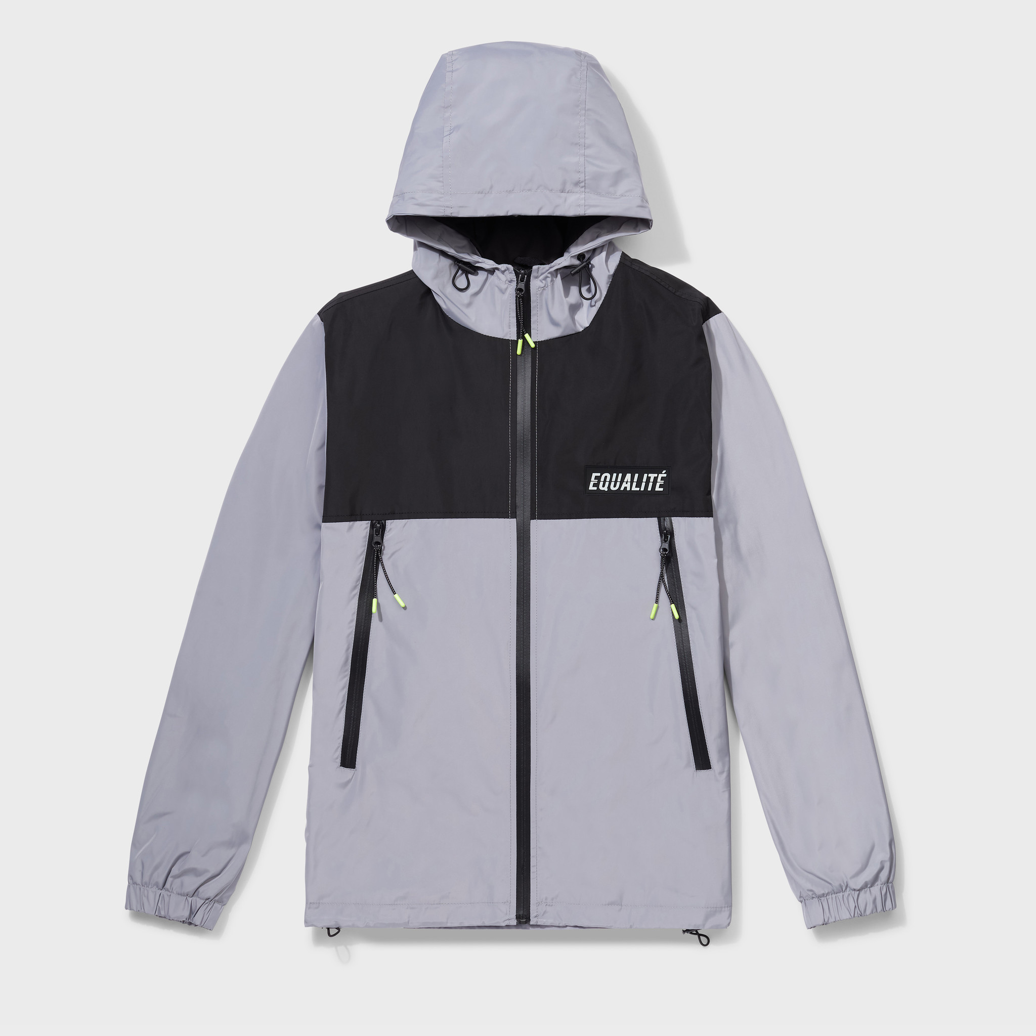 ALIX WINDBREAKER BLACK & GREY-1