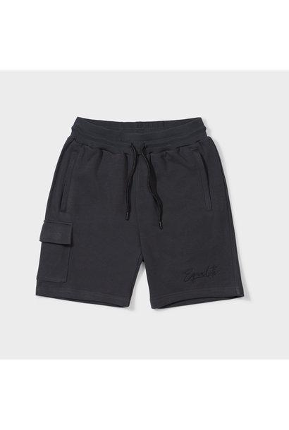 Wafi signature shorts antra & black