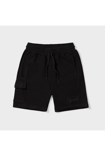Wafi signature shorts black & antra