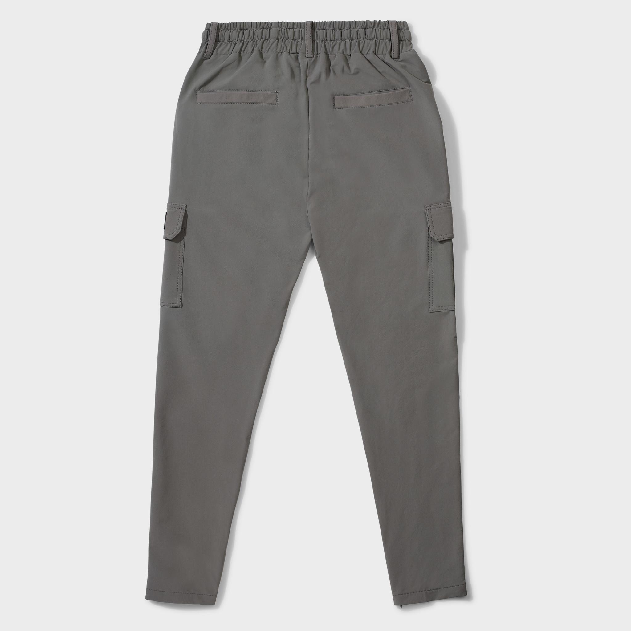 Cargo pants olive-2
