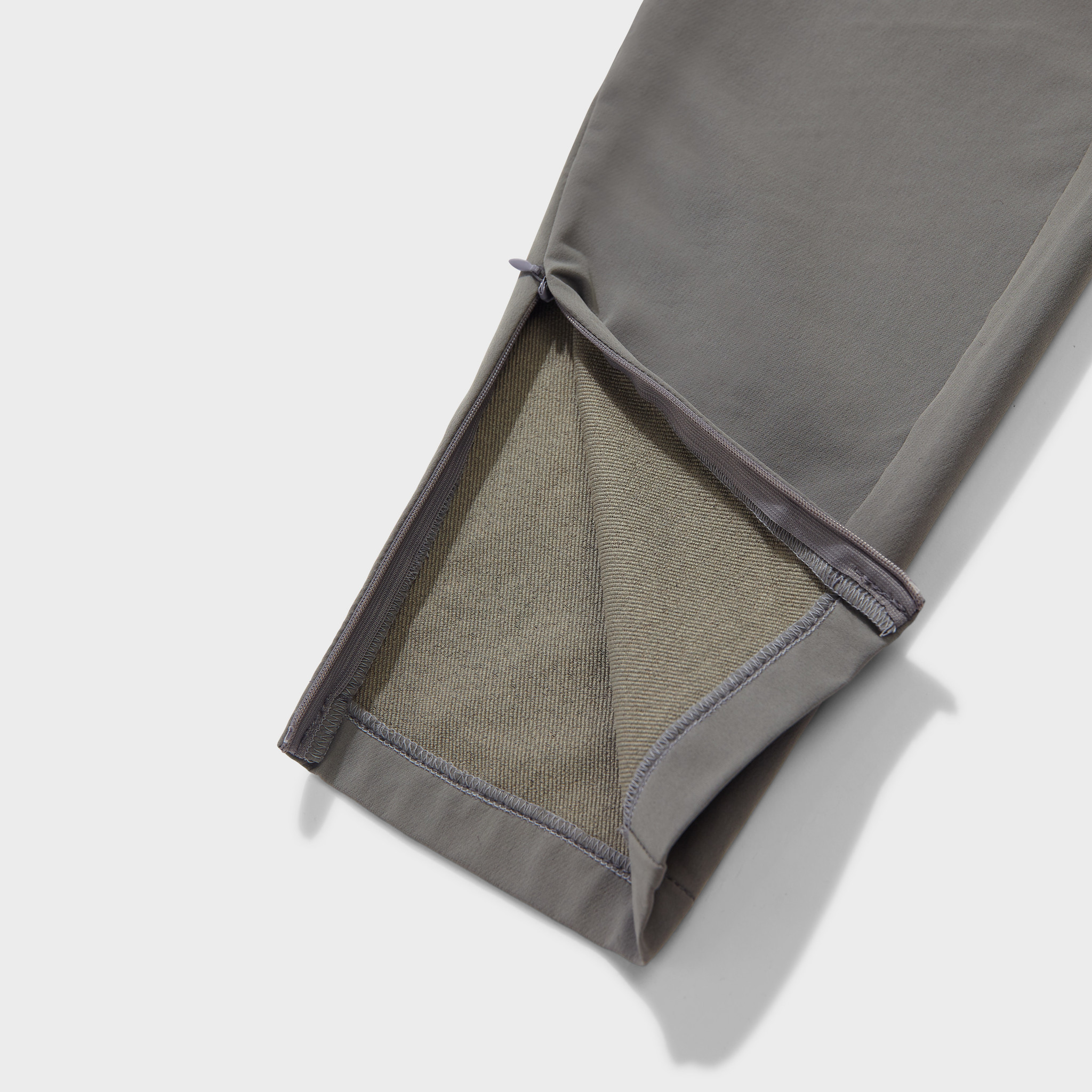 Cargo pants olive-4