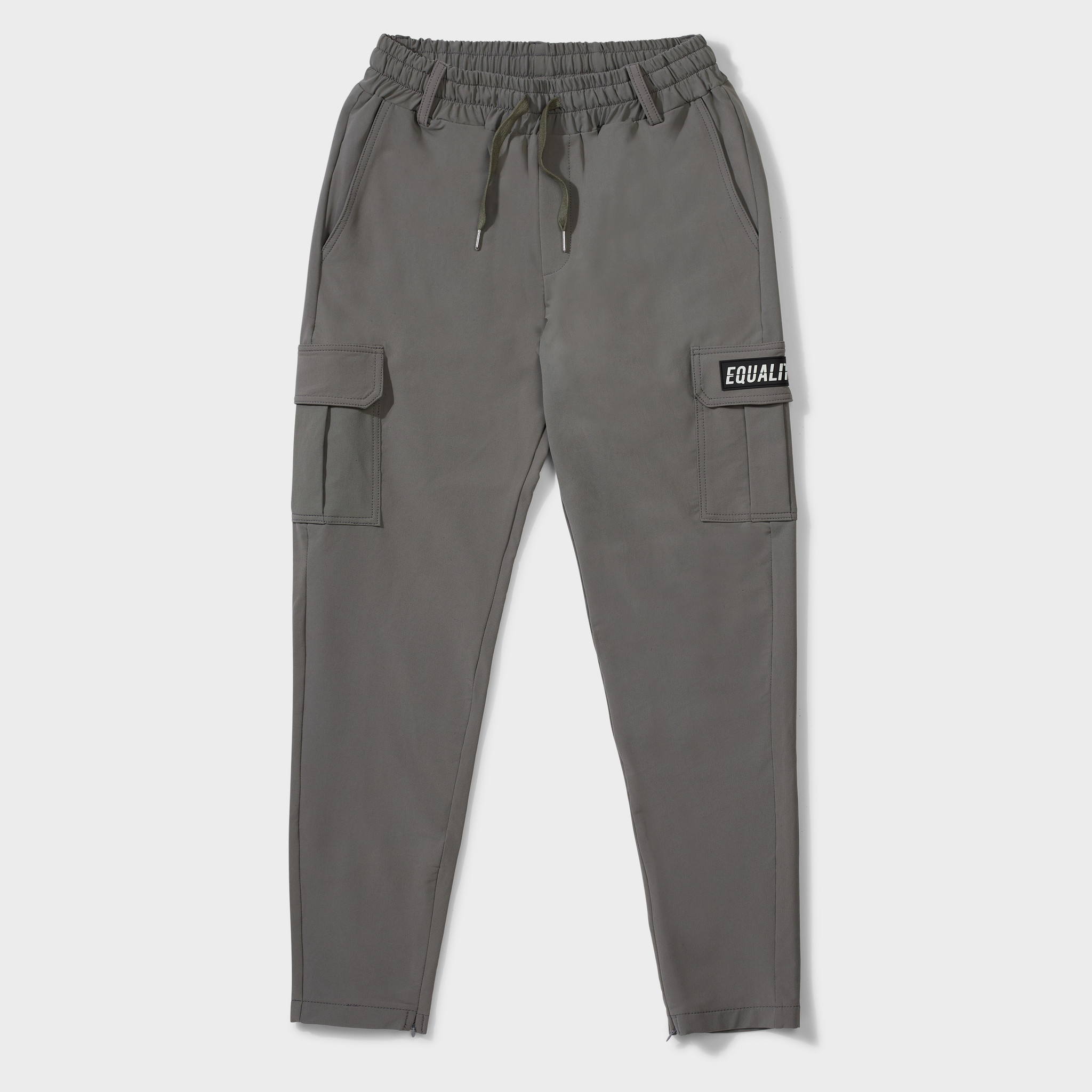Cargo pants olive-1