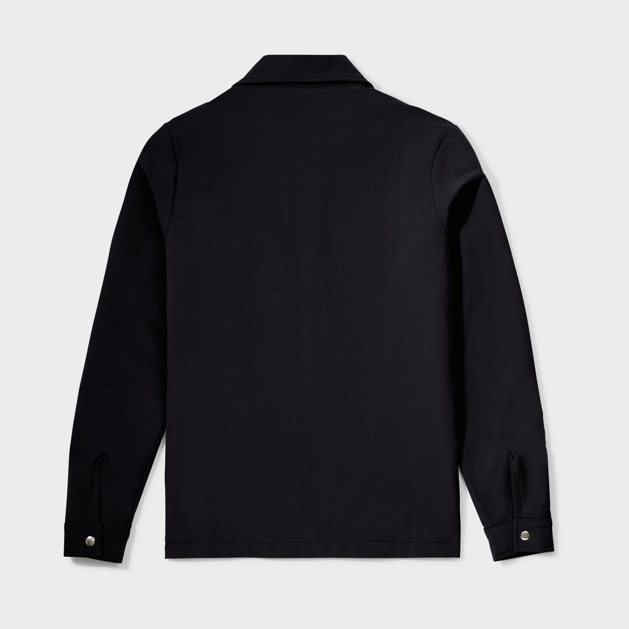 Cargo jacket black-2