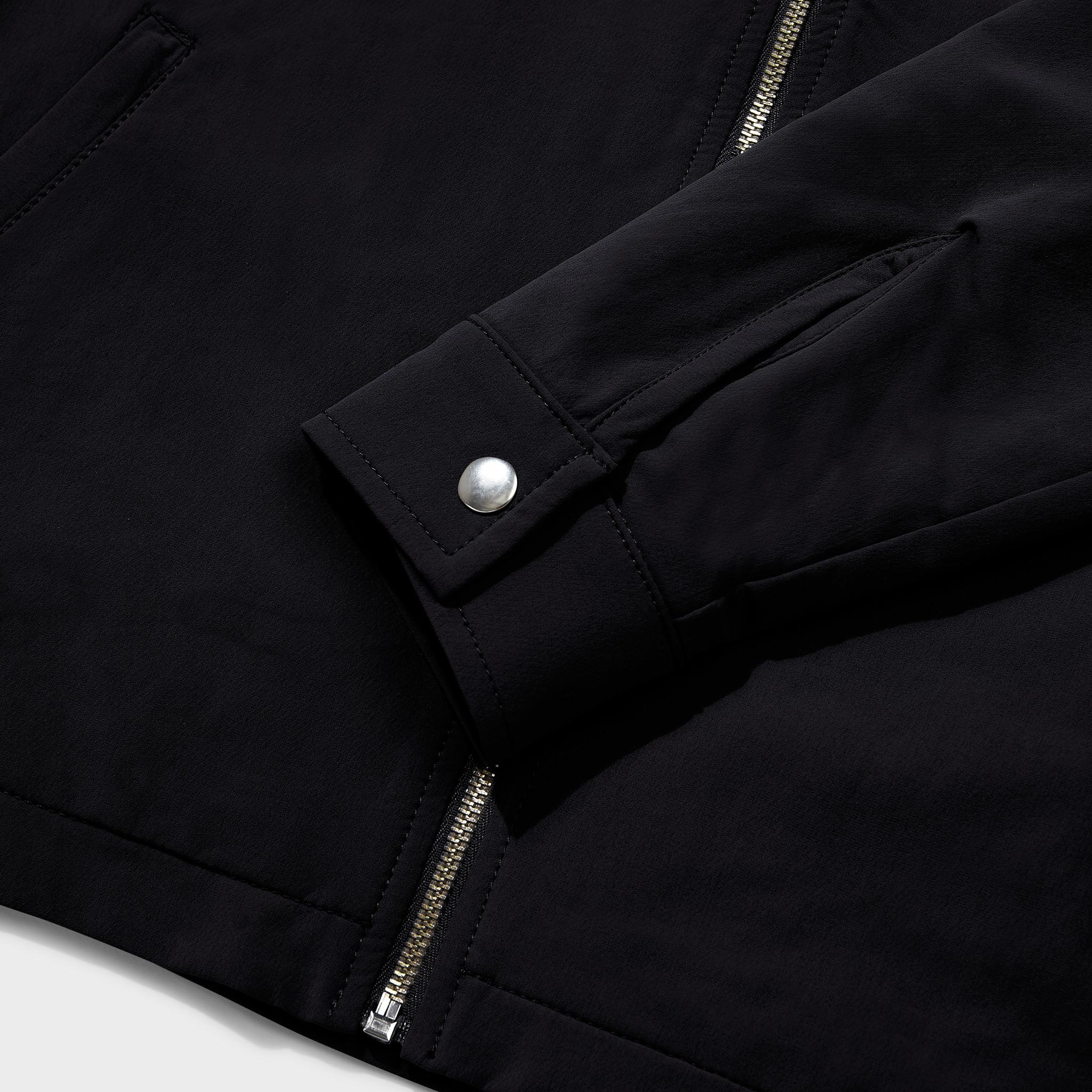 Cargo jacket black-4