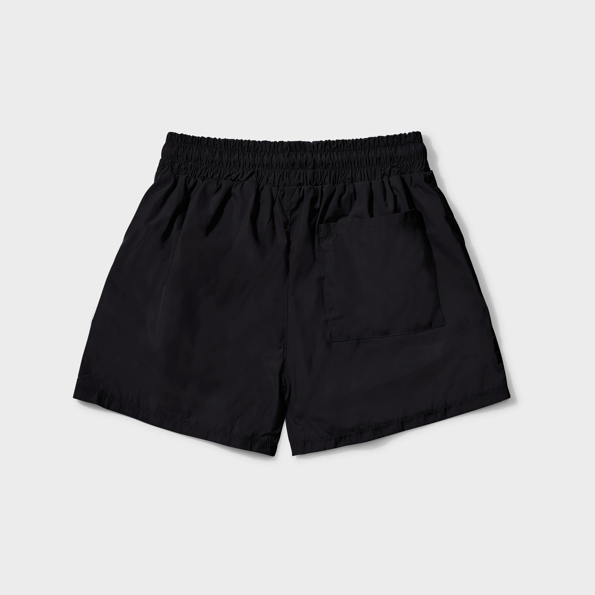 Amir swim shorts black-2