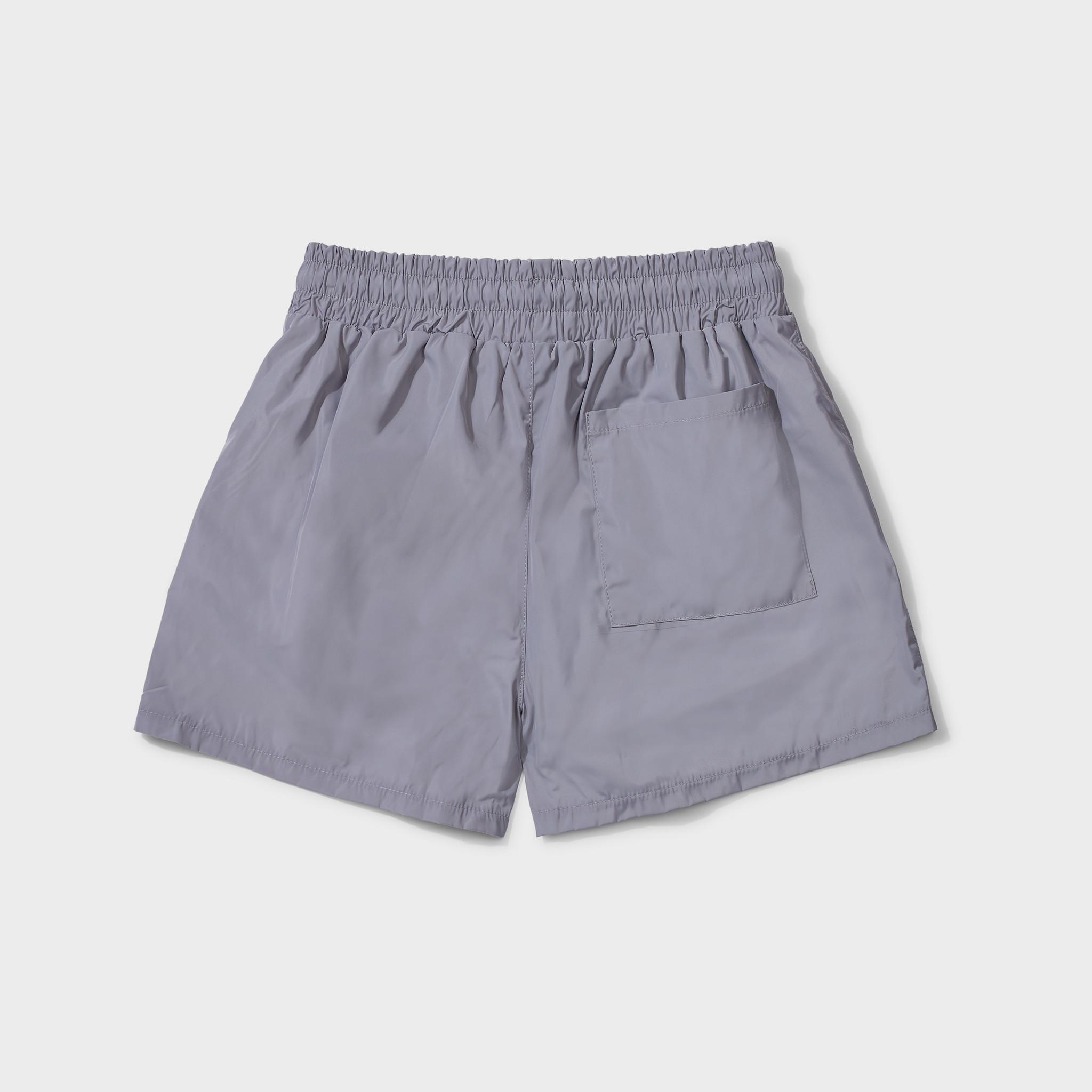Amir swim shorts grey-2