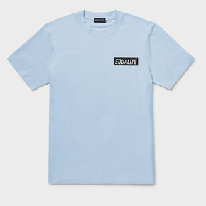 Travis tee light blue