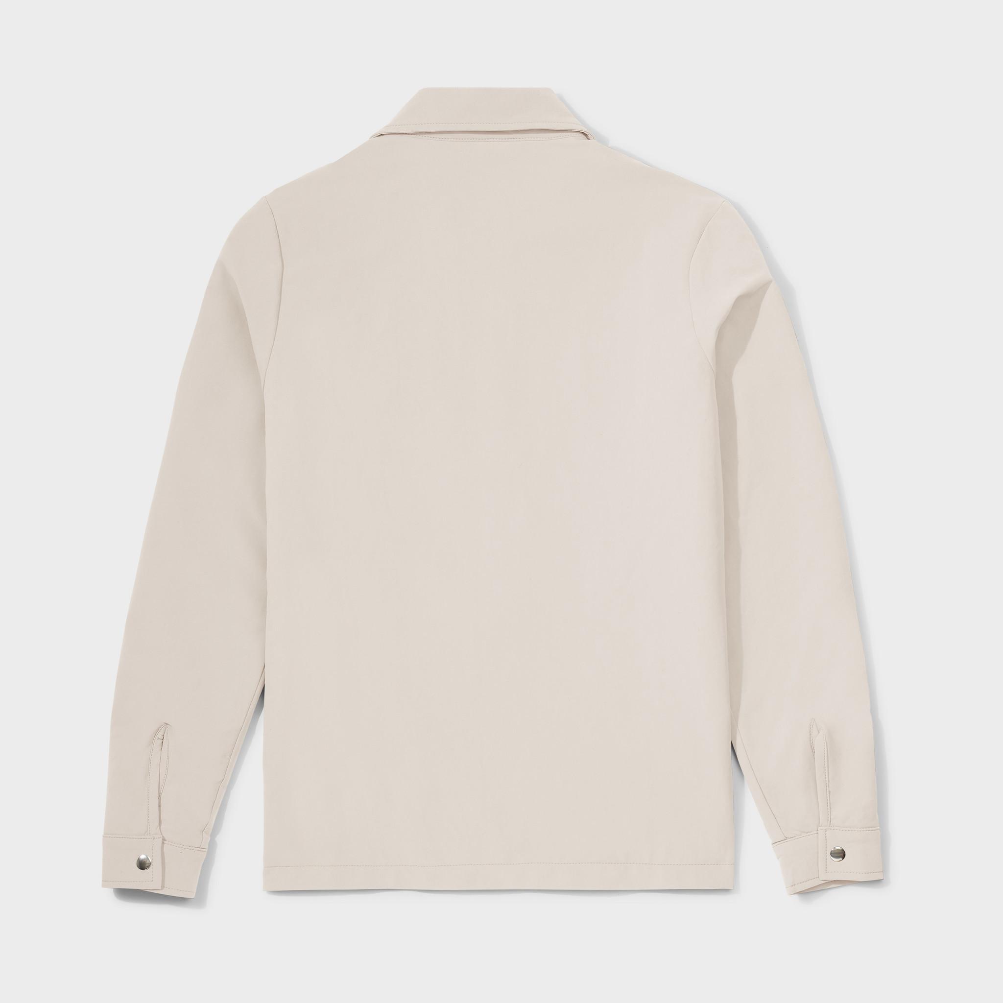 Cargo jacket beige-2