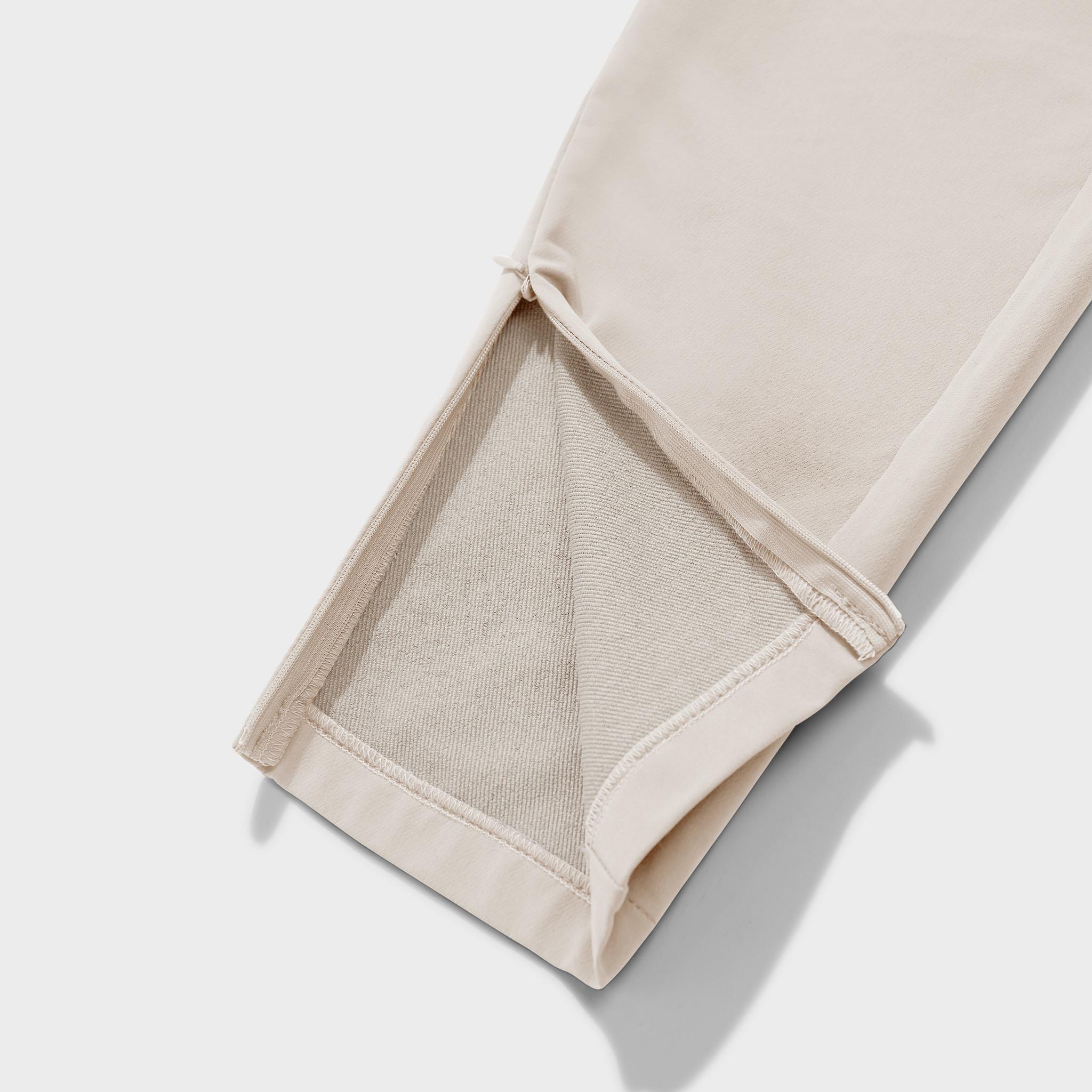 Cargo pants beige-4
