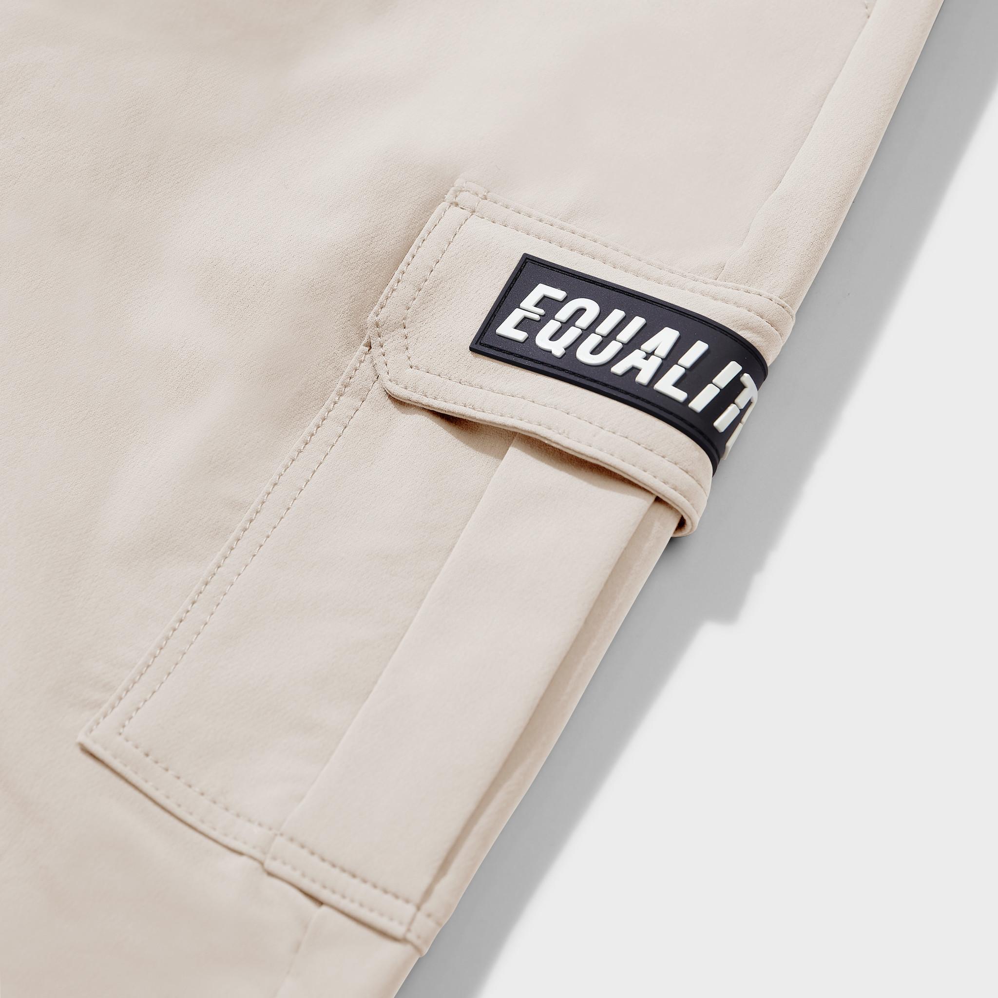 Cargo pants beige-3