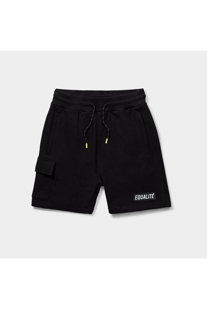 TRAVIS SHORTS  BLACK
