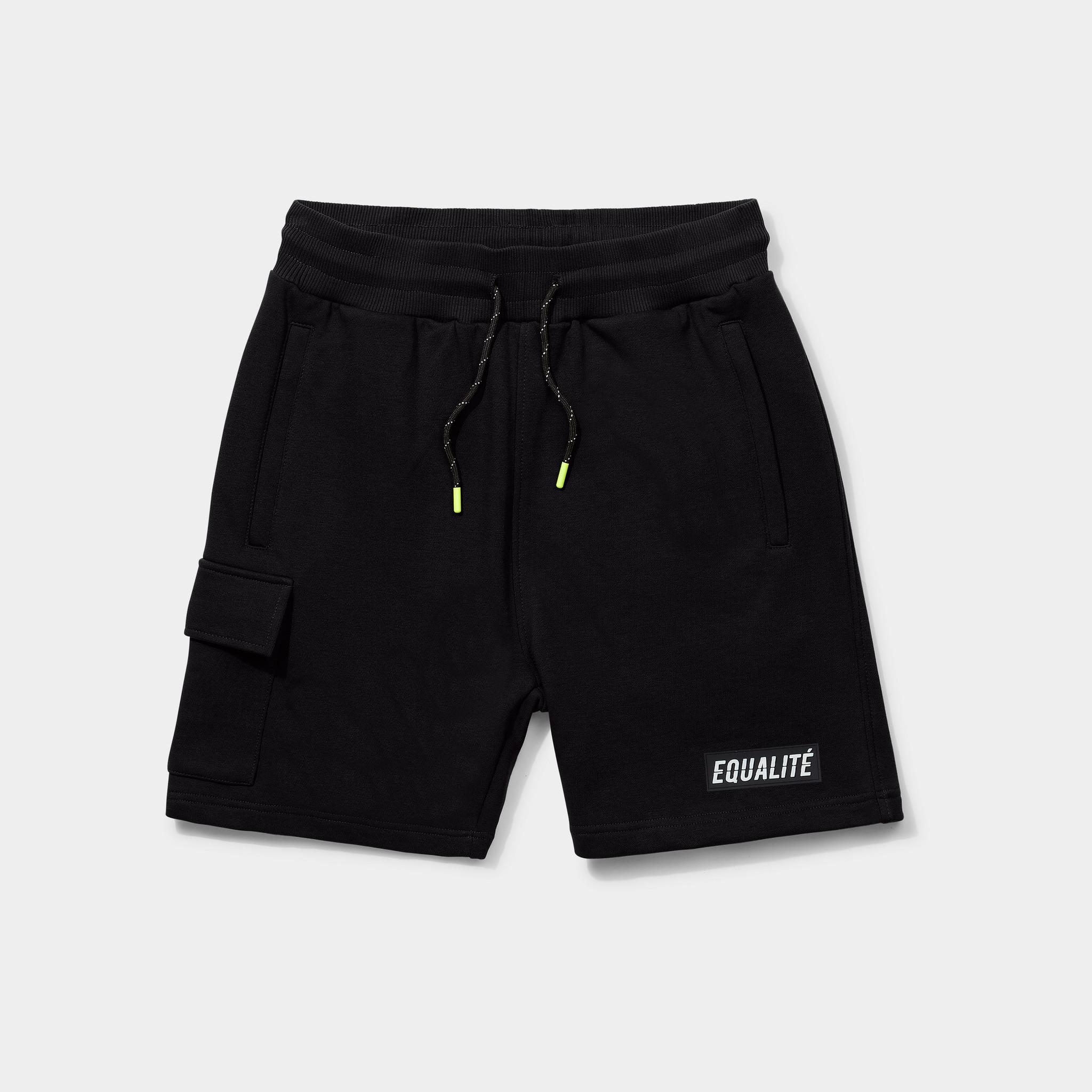 Travis shorts black-1