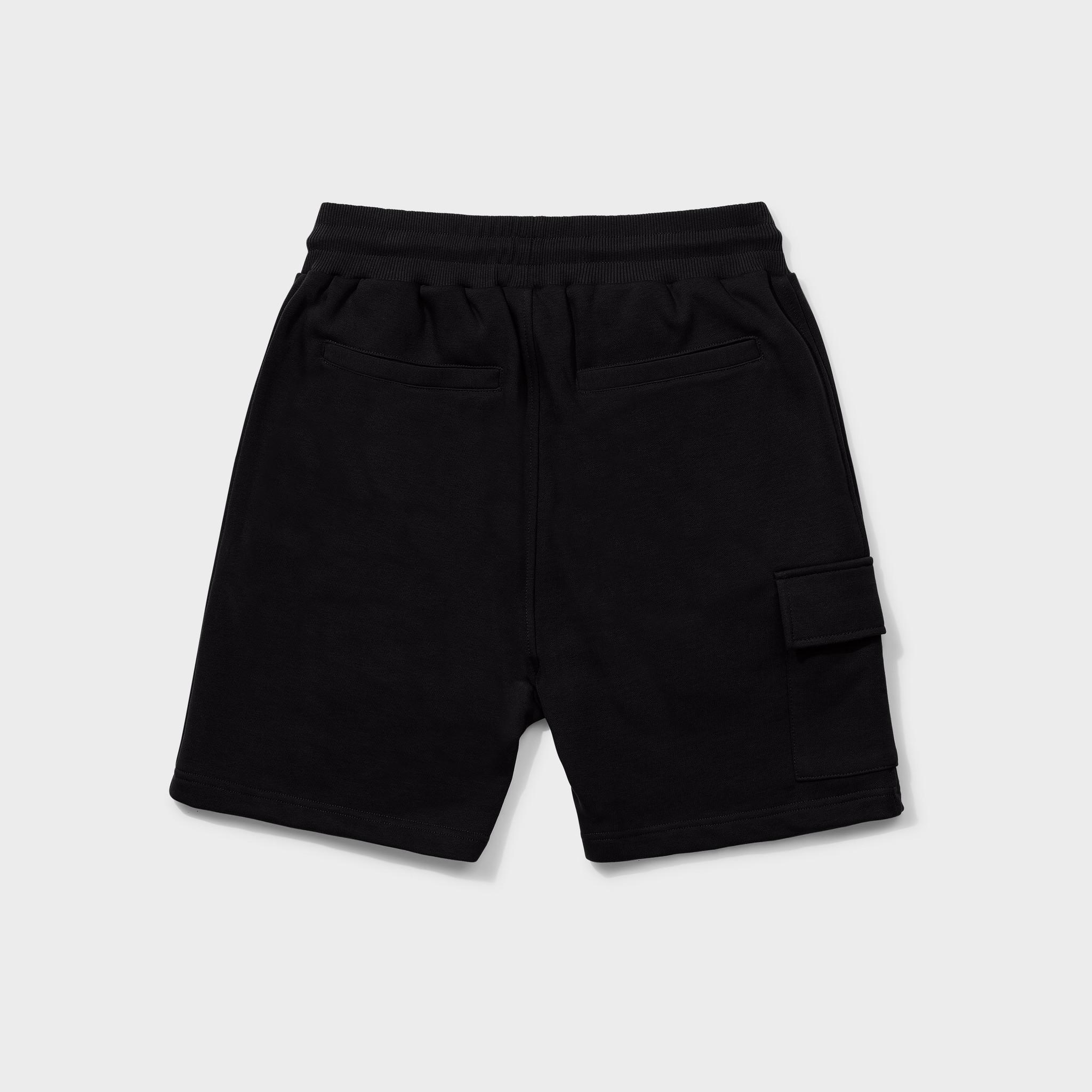 Travis shorts black-2