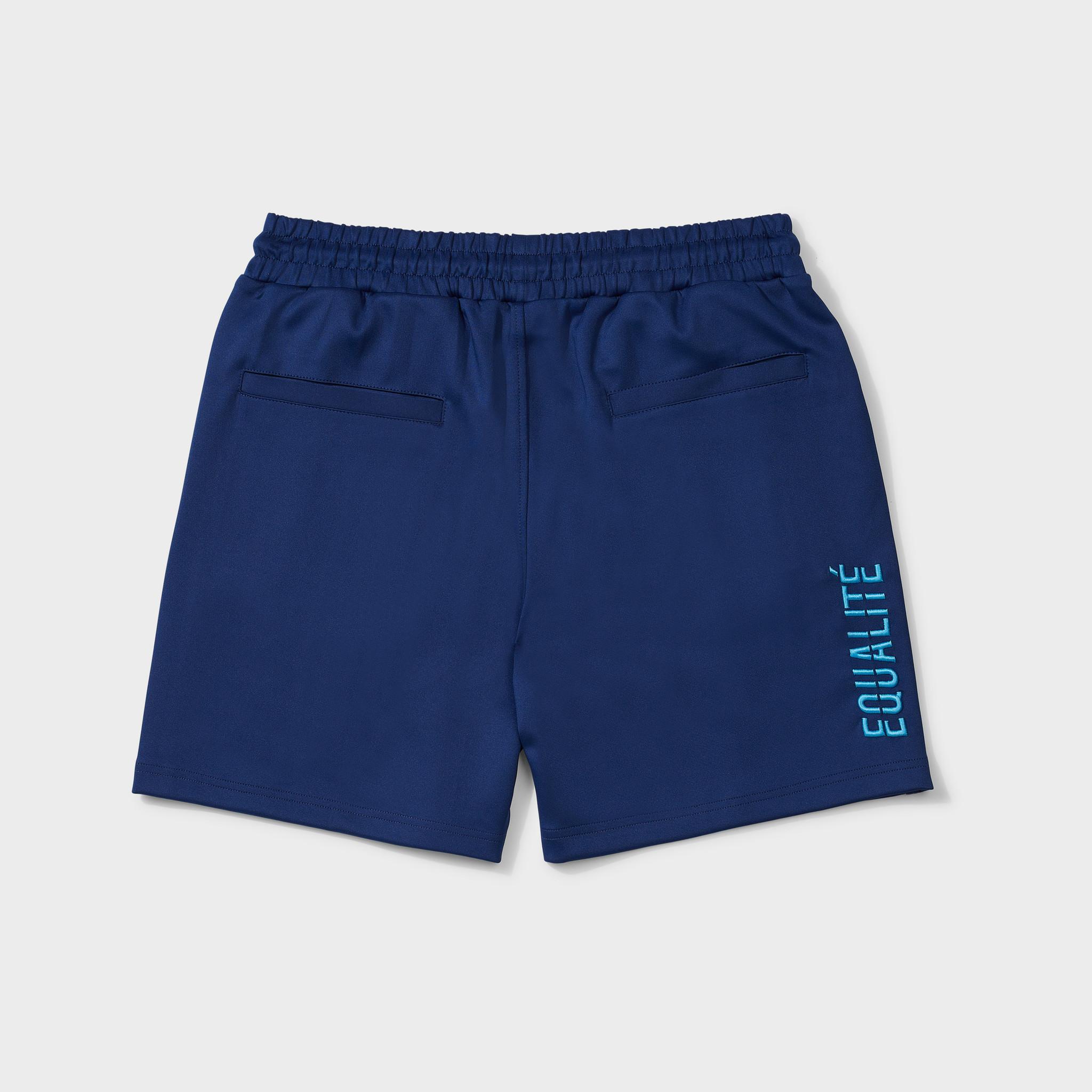 Demir carbon shorts navy-2
