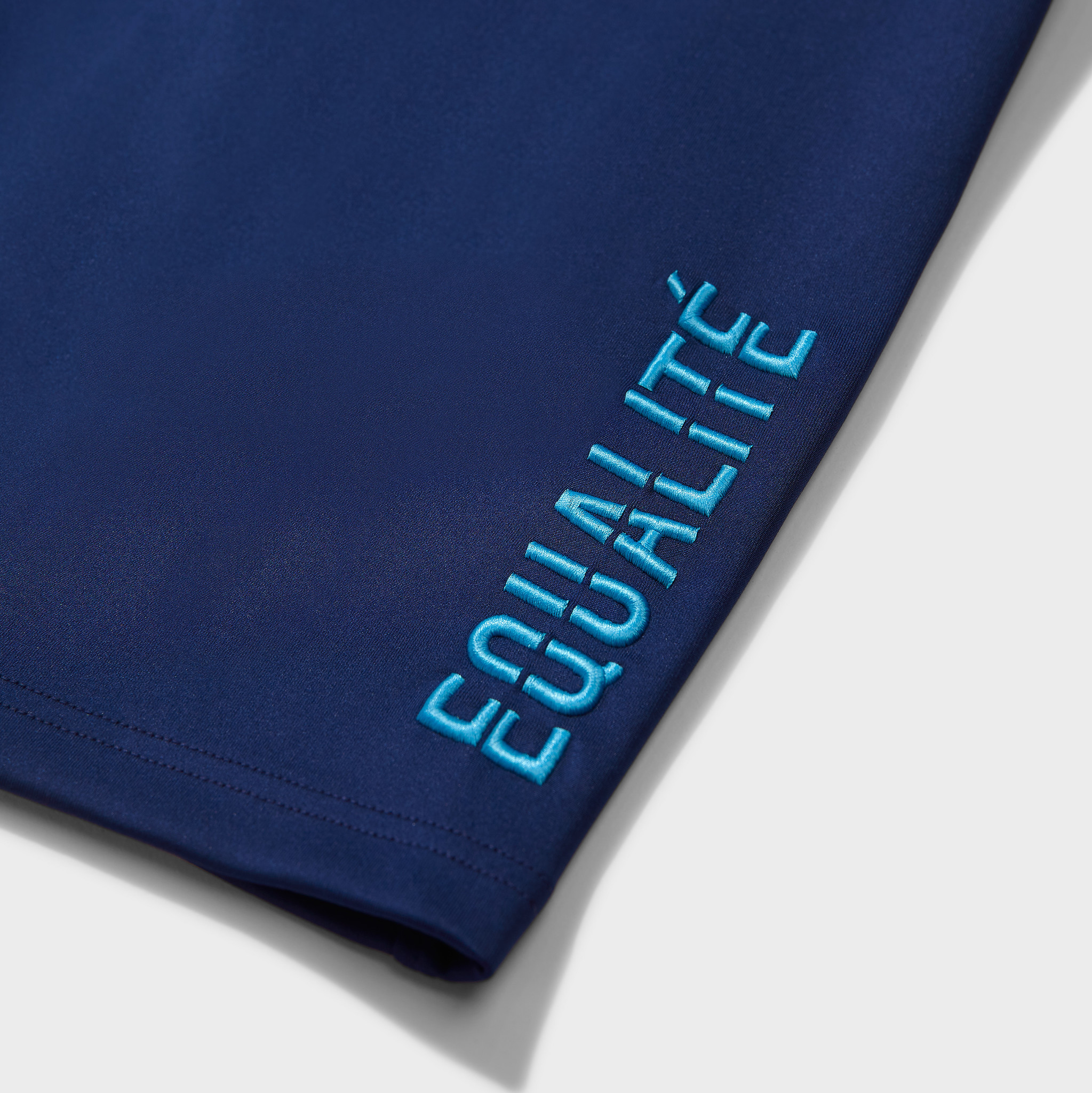Demir carbon shorts navy-4