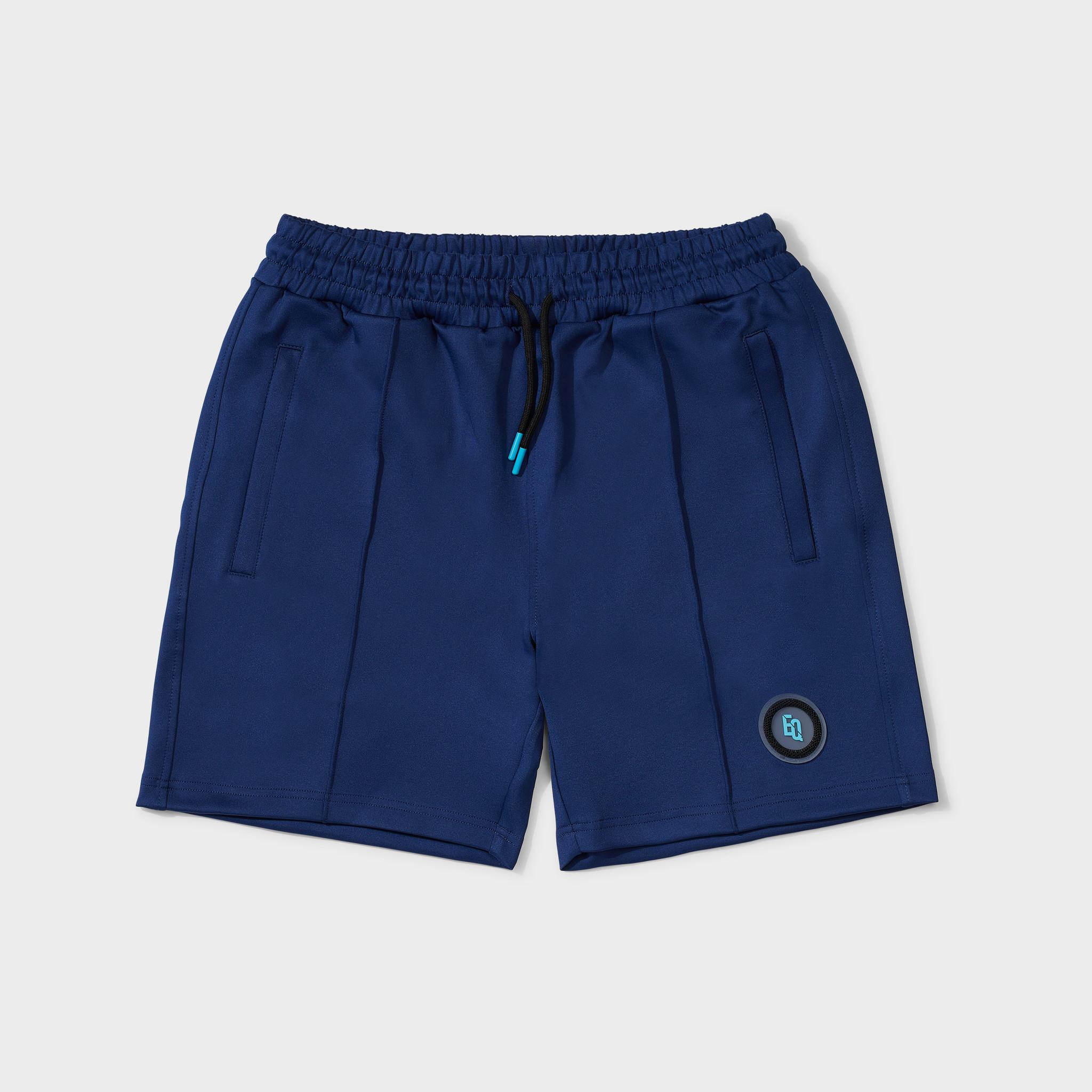 Demir carbon shorts navy-1