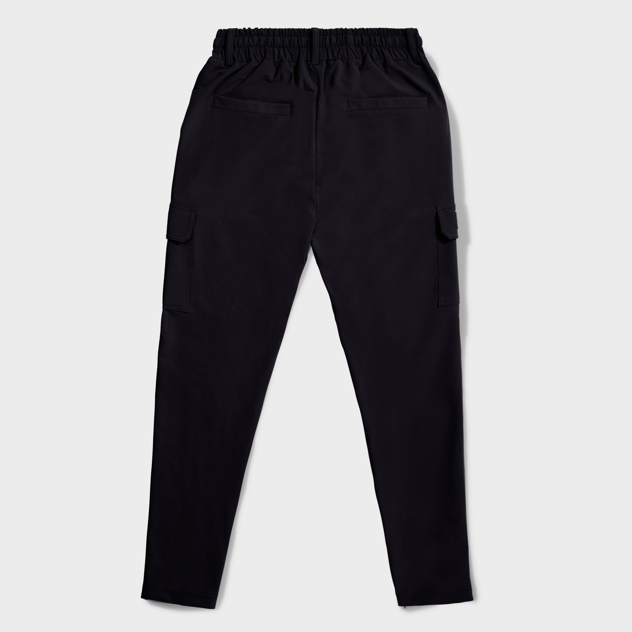 Cargo pants black-2