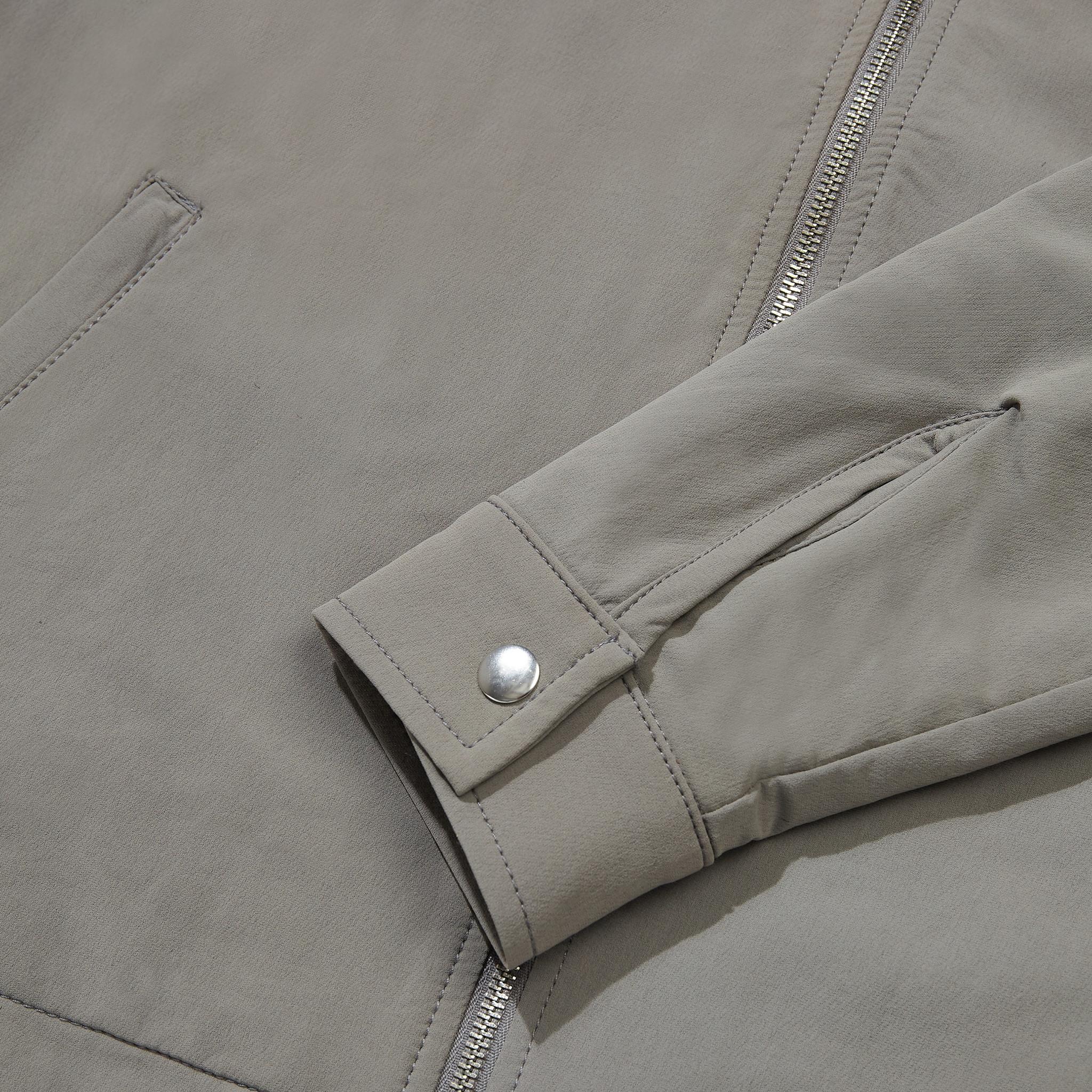 Cargo jacket olive-4