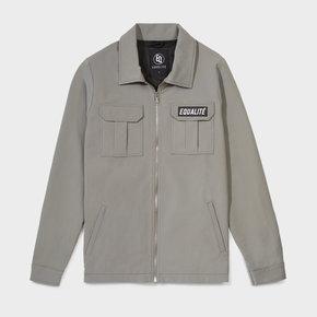 Cargo jacket olive
