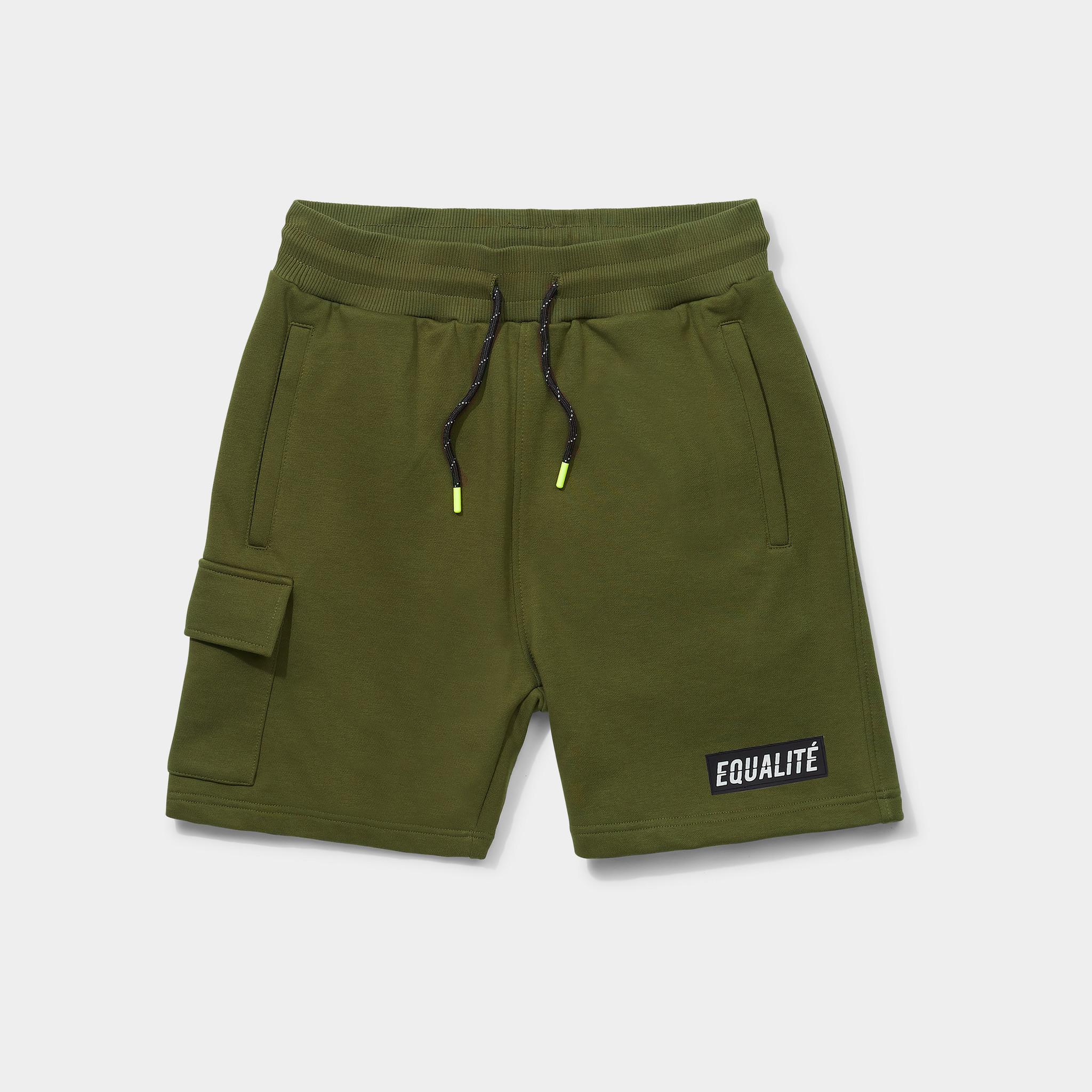 Travis shorts army-1