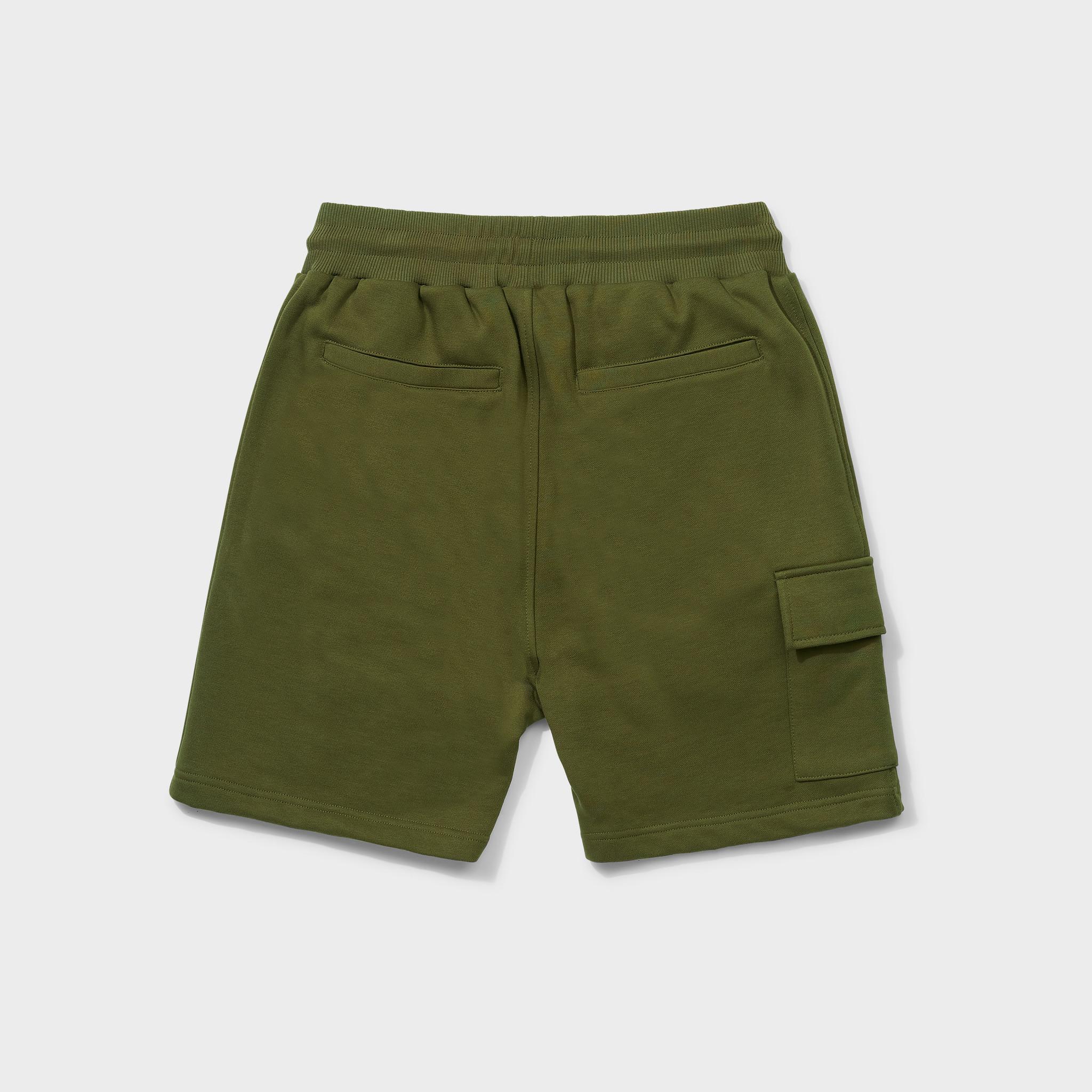 Travis shorts army-2