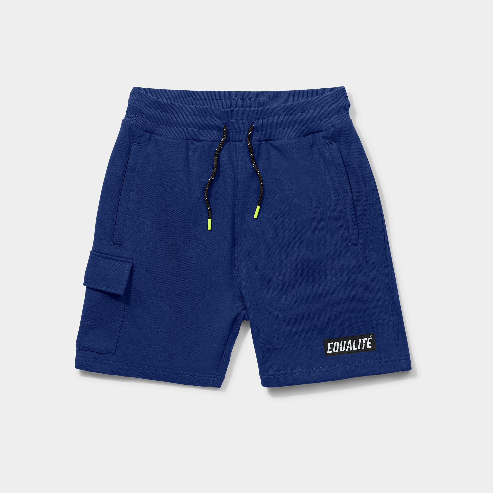 Travis shorts navy-1