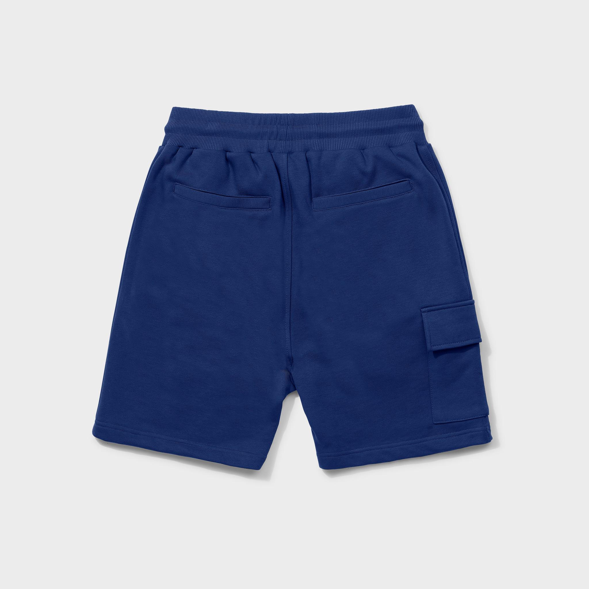 Travis shorts navy-2
