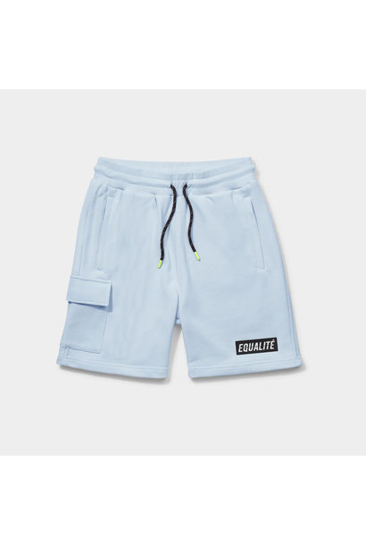 Travis shorts light blue