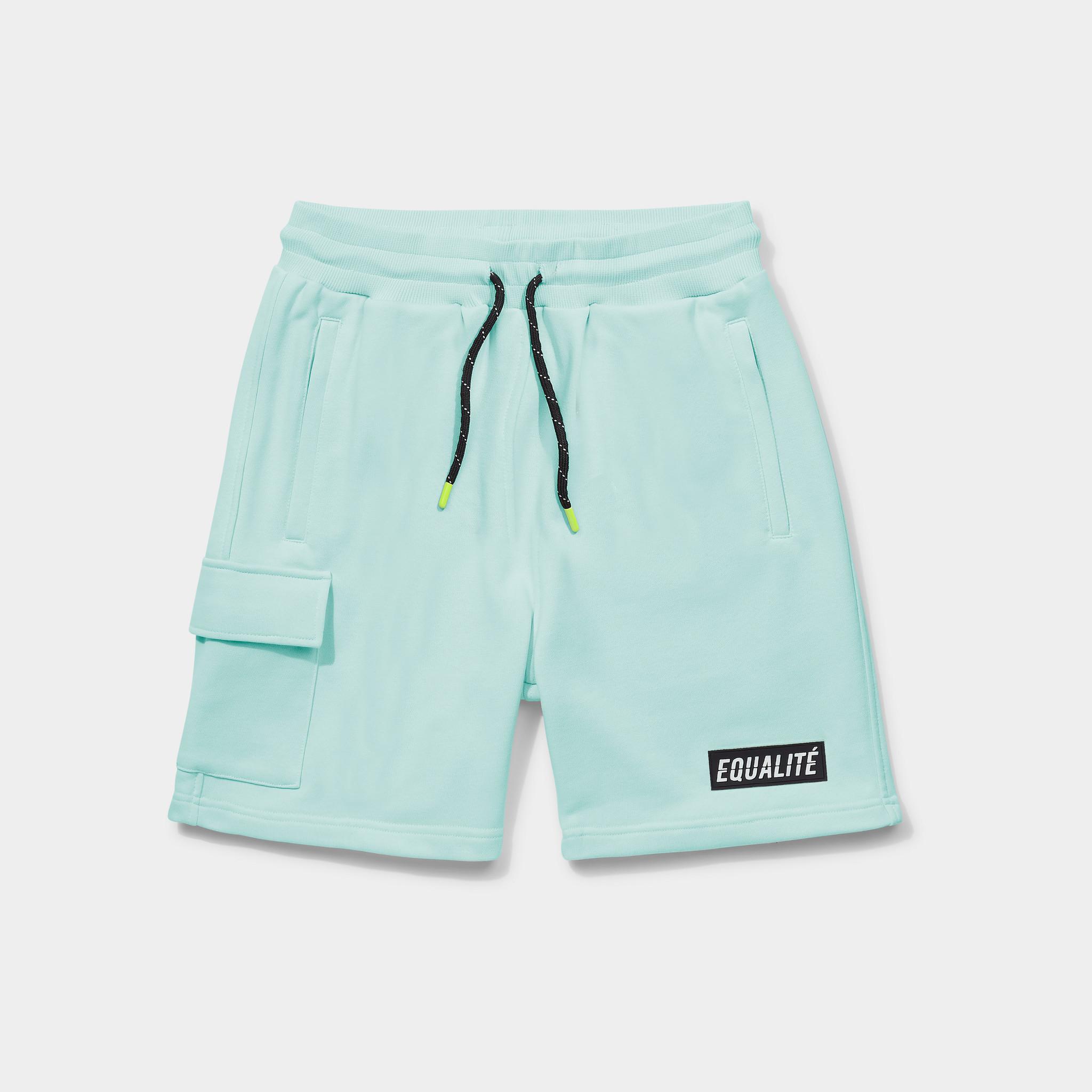 Travis shorts mint-1