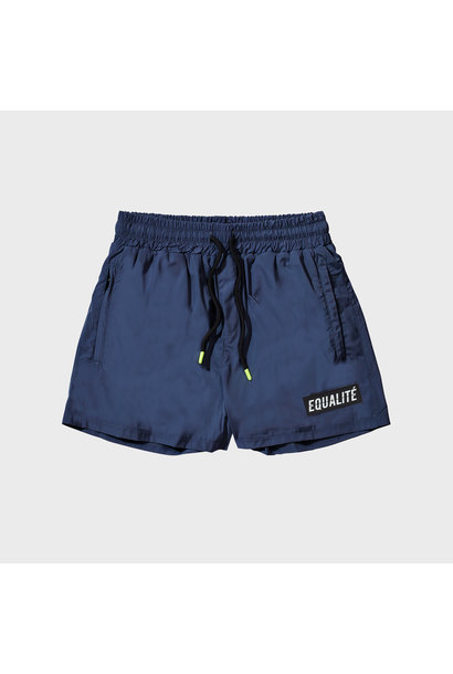 Amir swim shorts navy