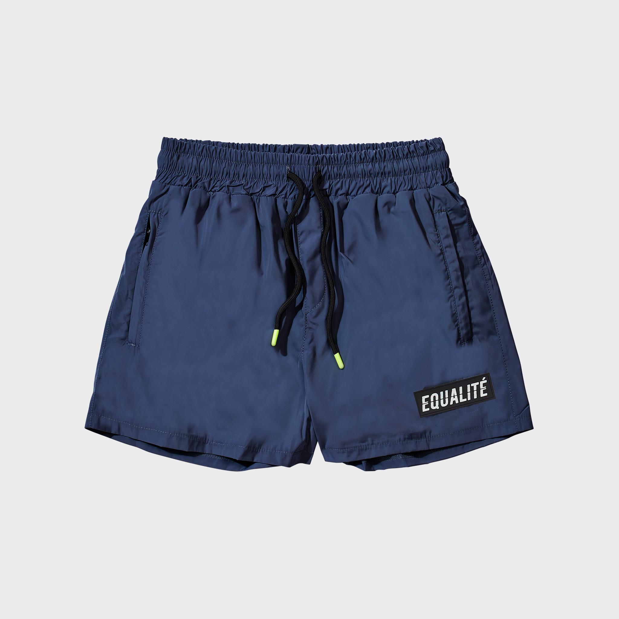Amir swim shorts navy-1