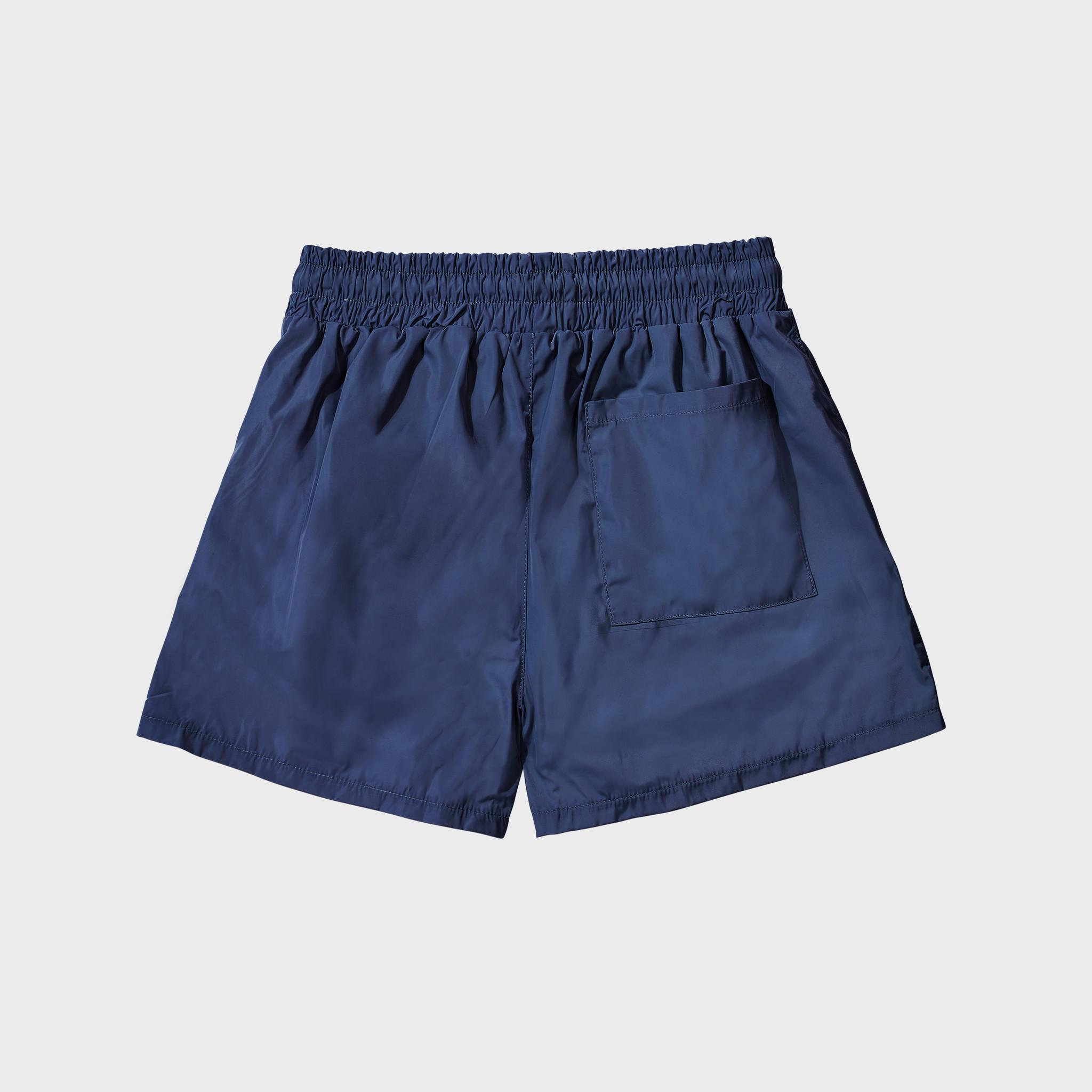 Amir swim shorts navy-2