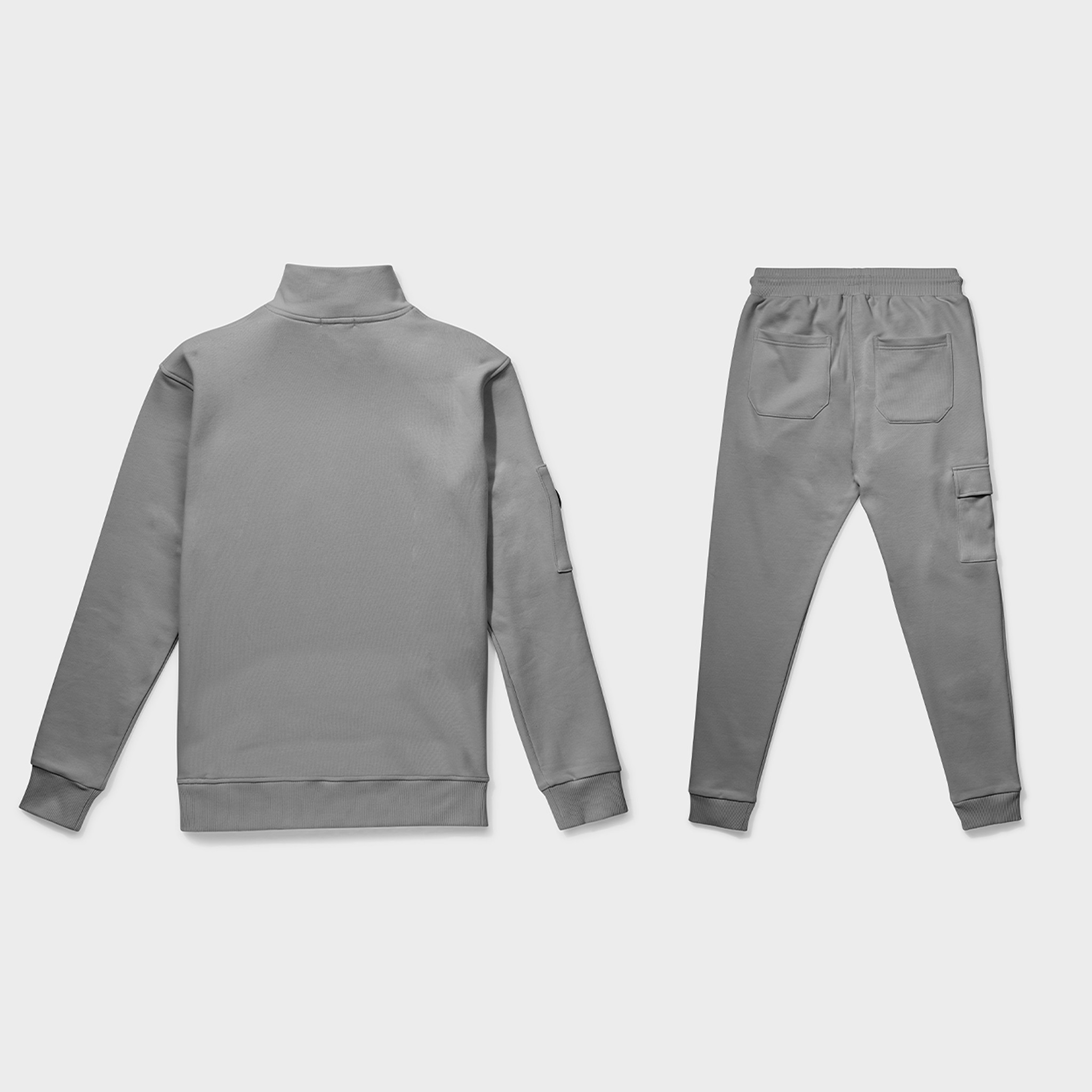 Dream tracksuit grey-2
