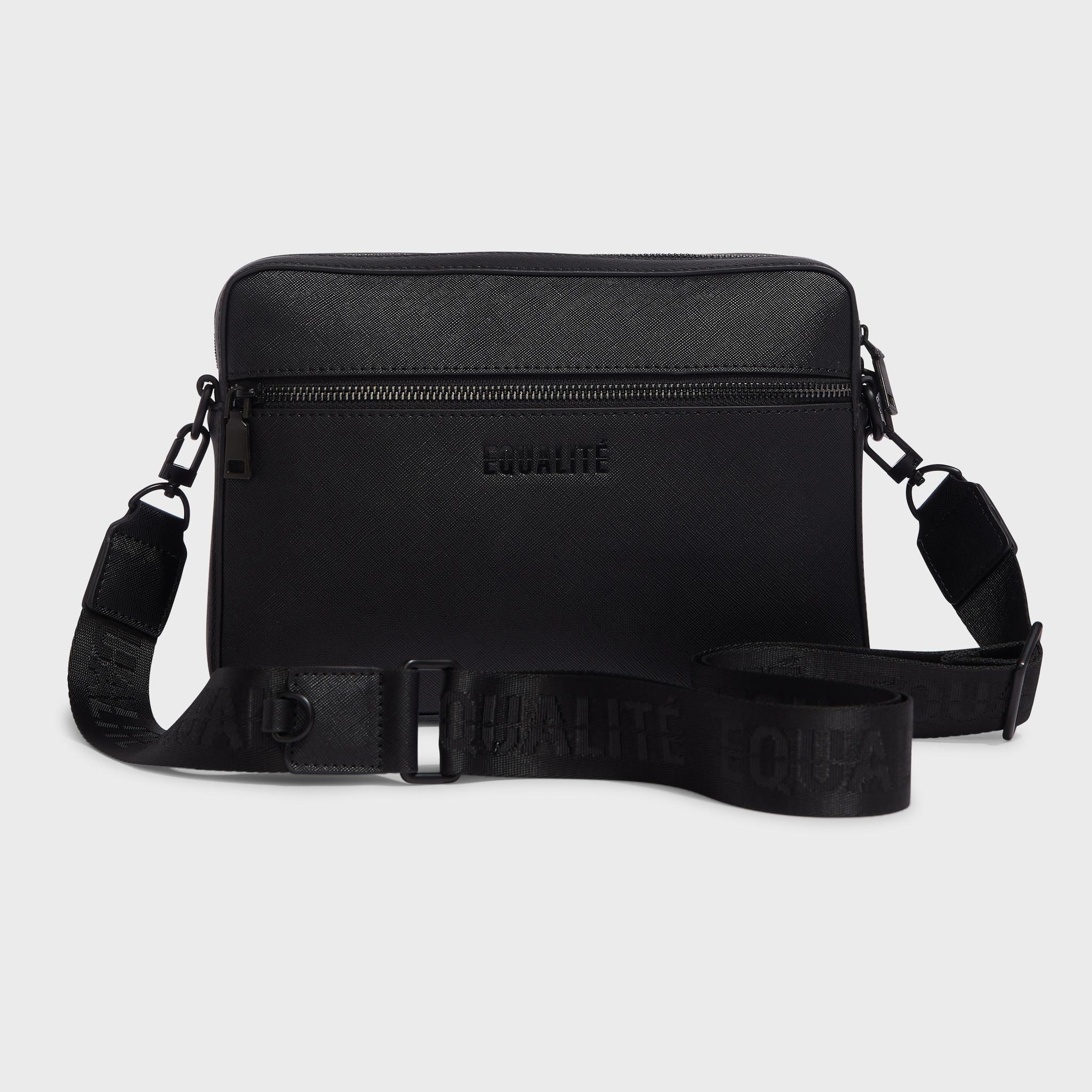 Dylan messenger bag  Dylan messenger bag  black-1
