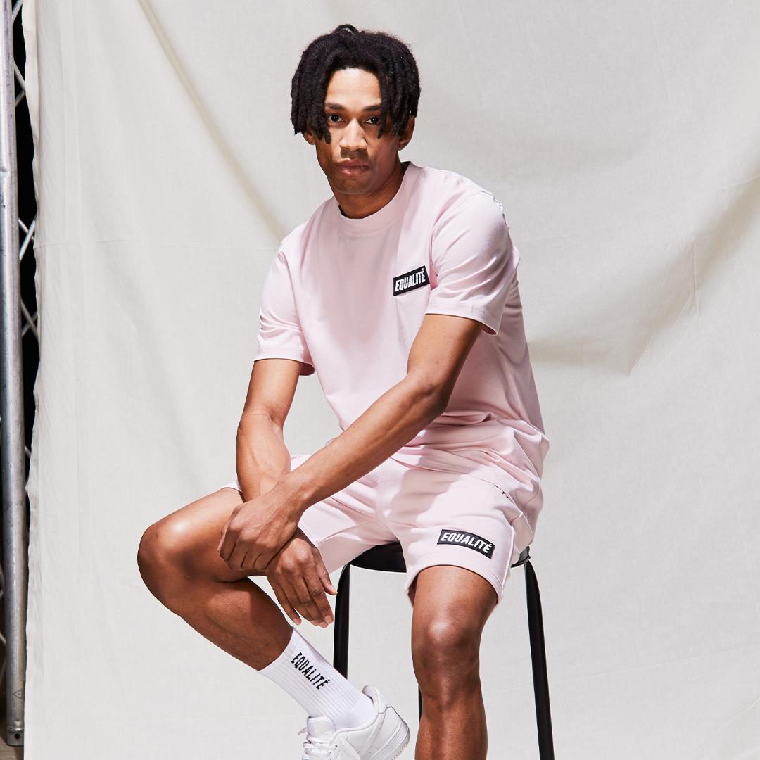 Travis tee pink-4