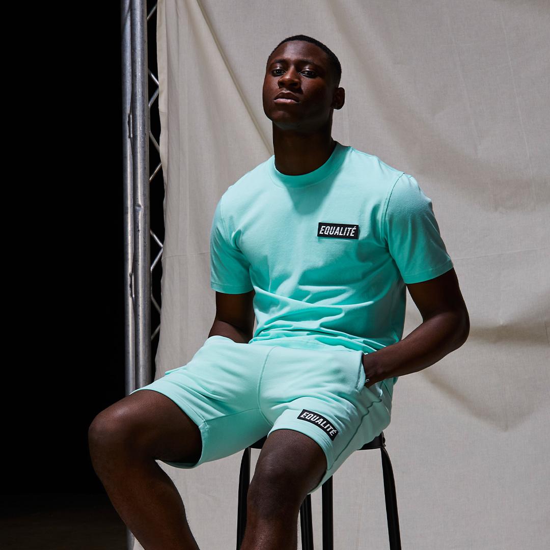 Travis shorts mint-4
