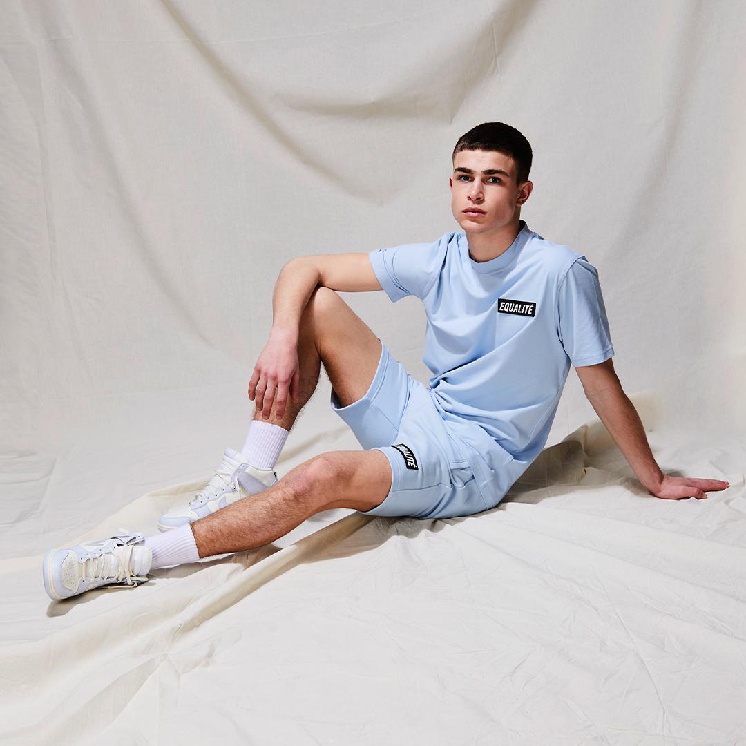 Travis shorts light blue-4