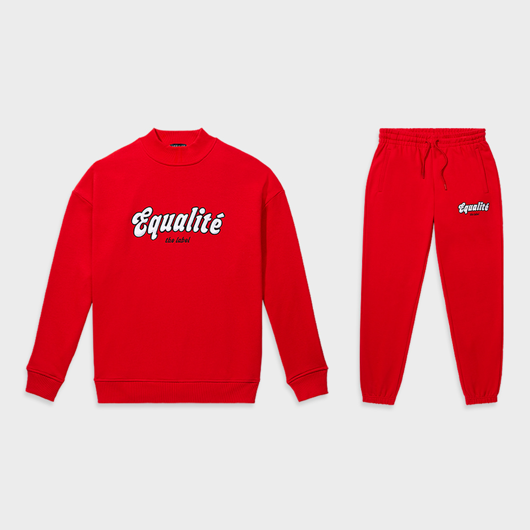 Moza tracksuit red-1