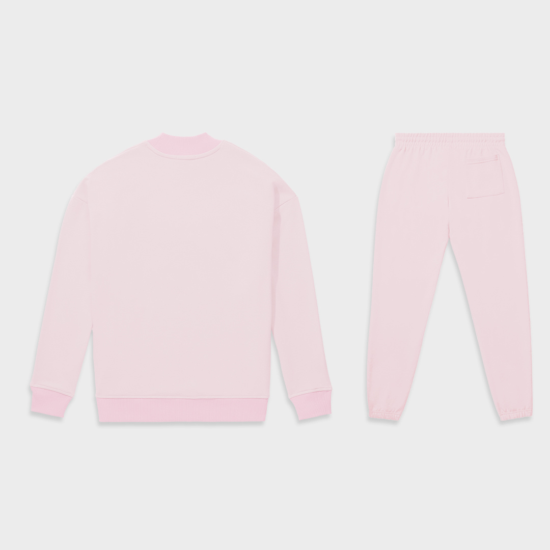 Moza tracksuit pink-2