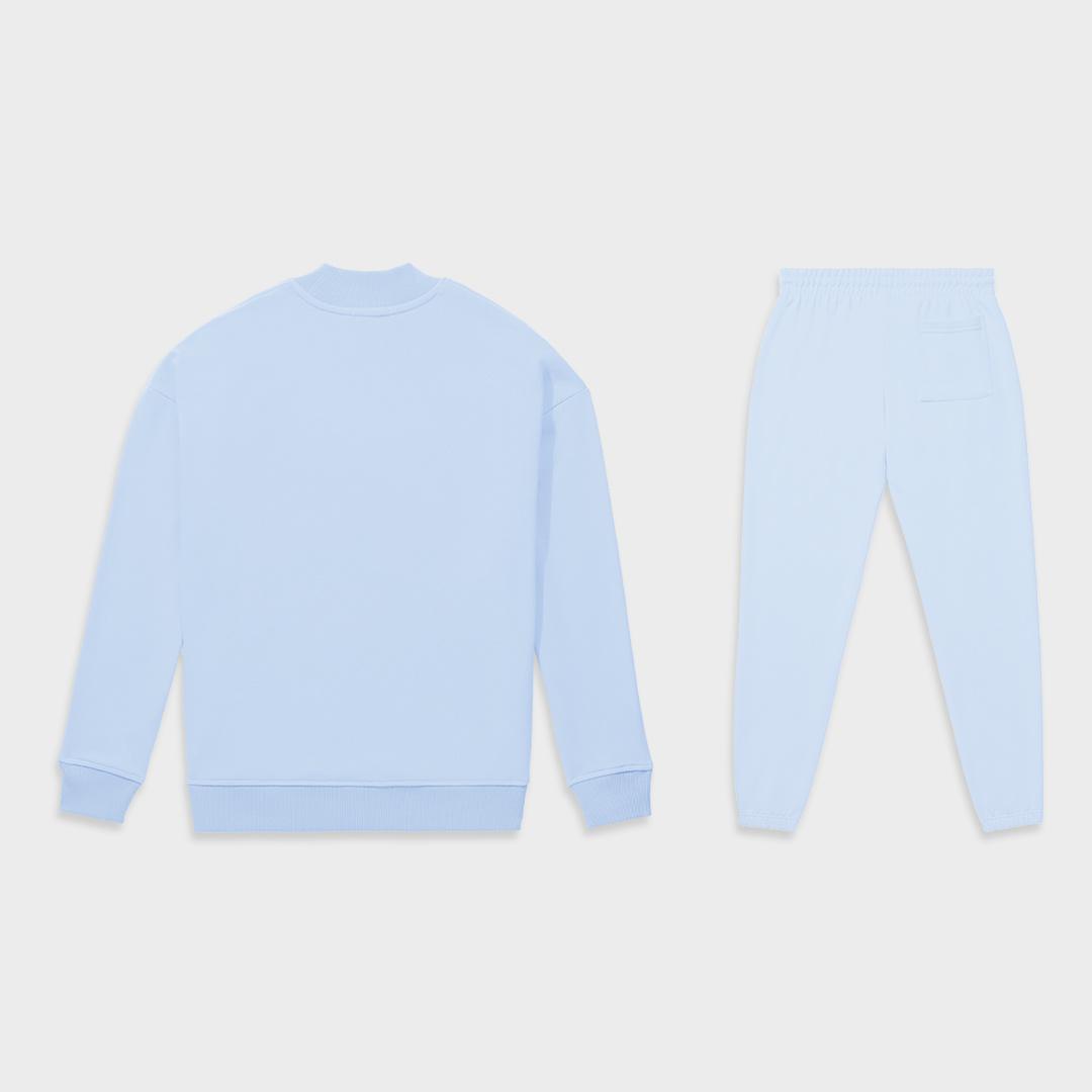 Moza tracksuit light blue-2