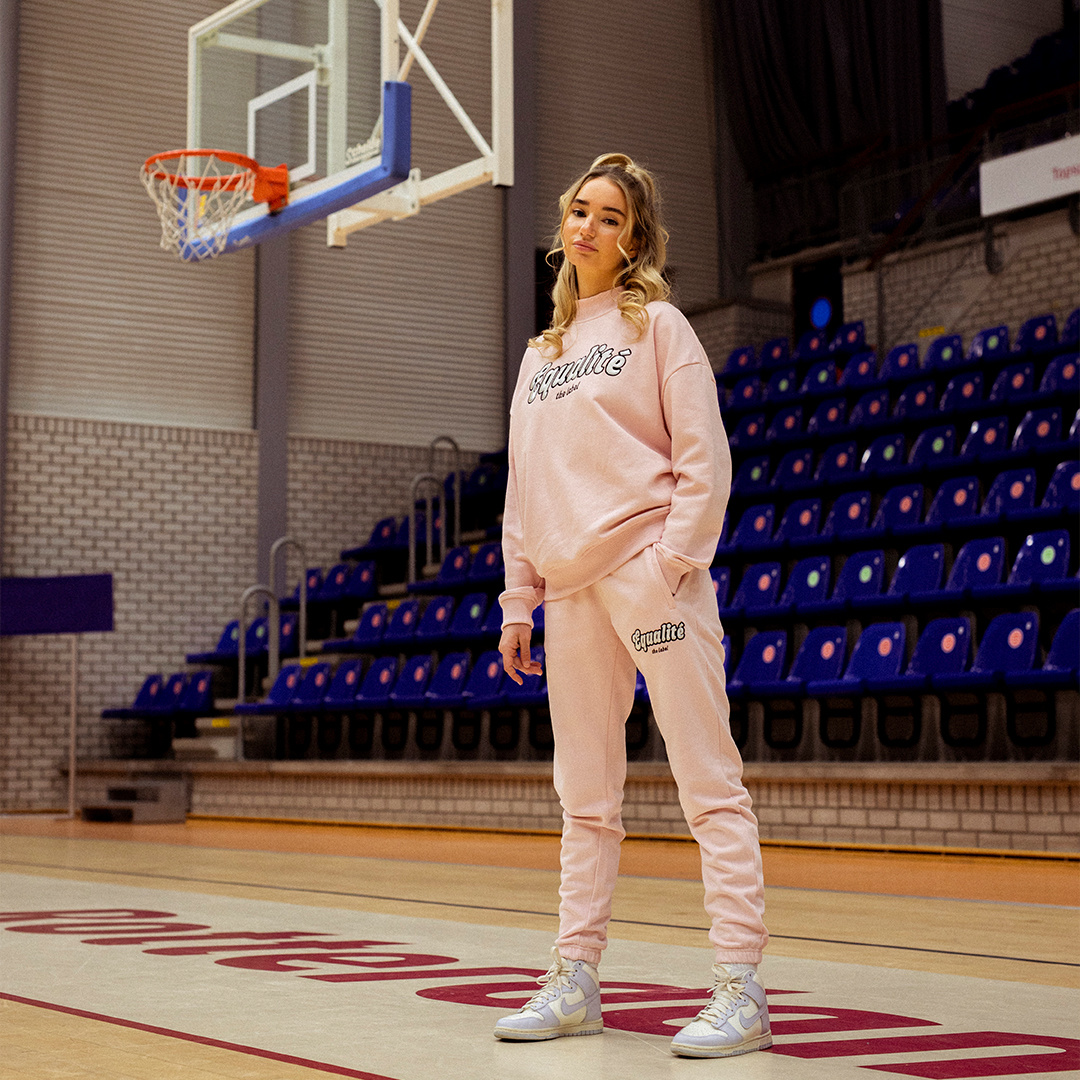 Moza tracksuit pink-8