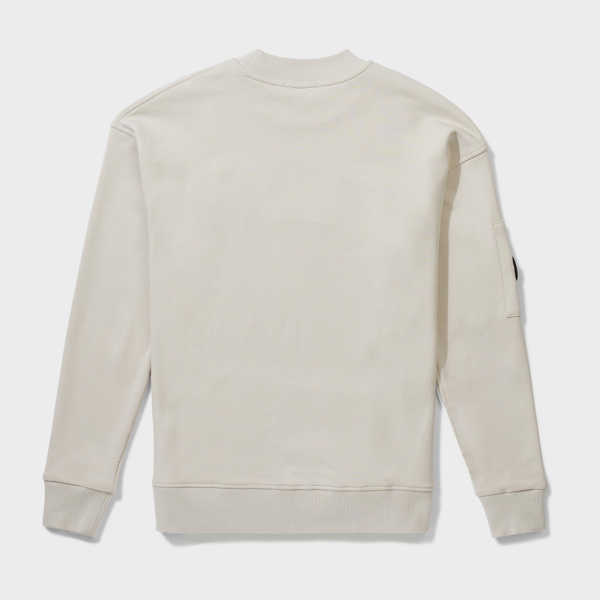 Wafi Signature Sweater Beige-2