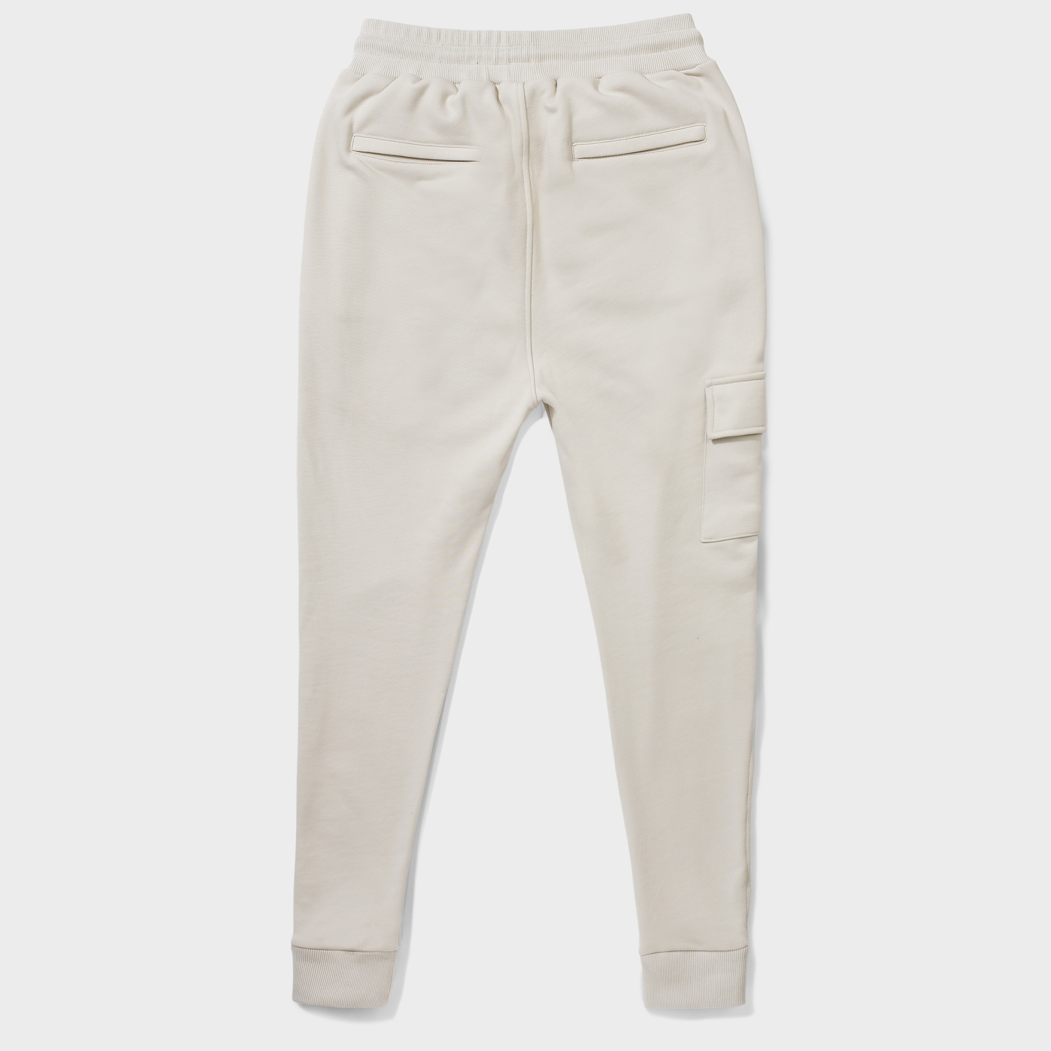 Wafi Signature Pants Beige-2