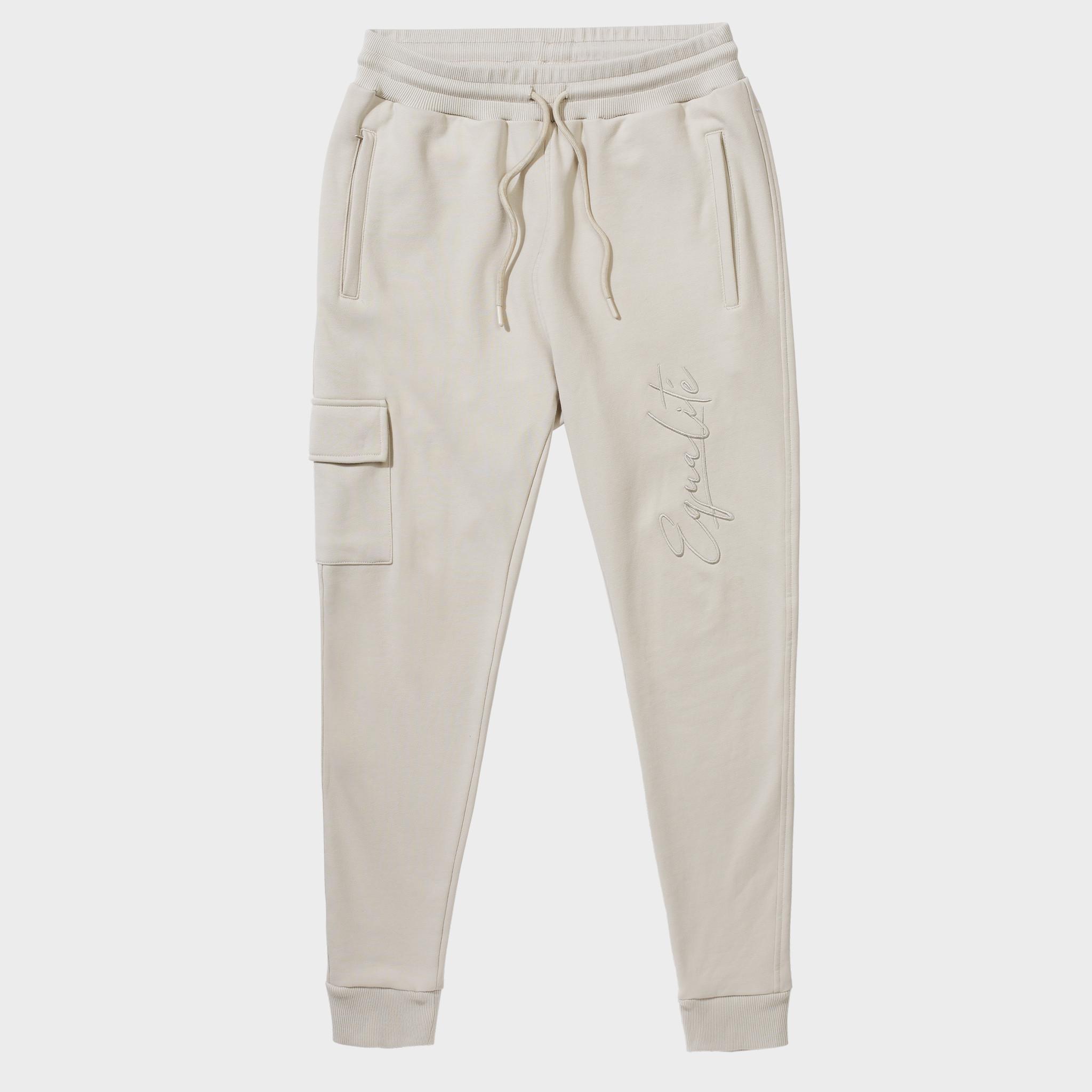 Wafi Signature Pants Beige-1