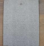 Antieke prent Hartebeest in lijst