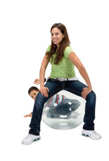 Gymnic Opti Ball 95 / TP