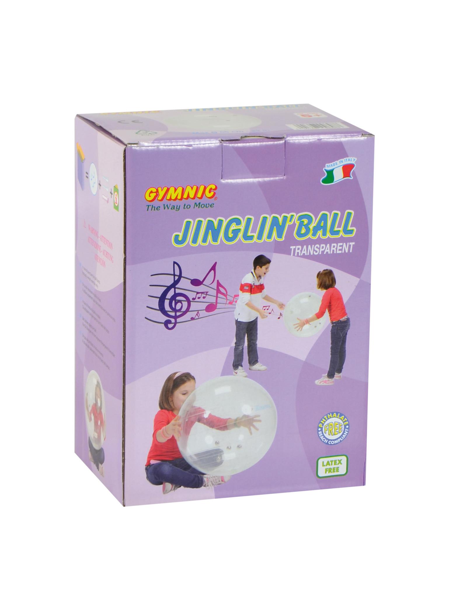 Gymnic Jinglin'Ball / TP